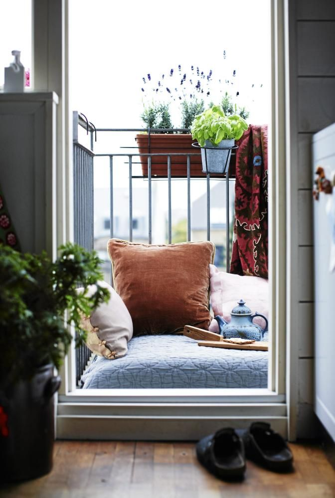 Balkónovanie - polihovanie na matraci