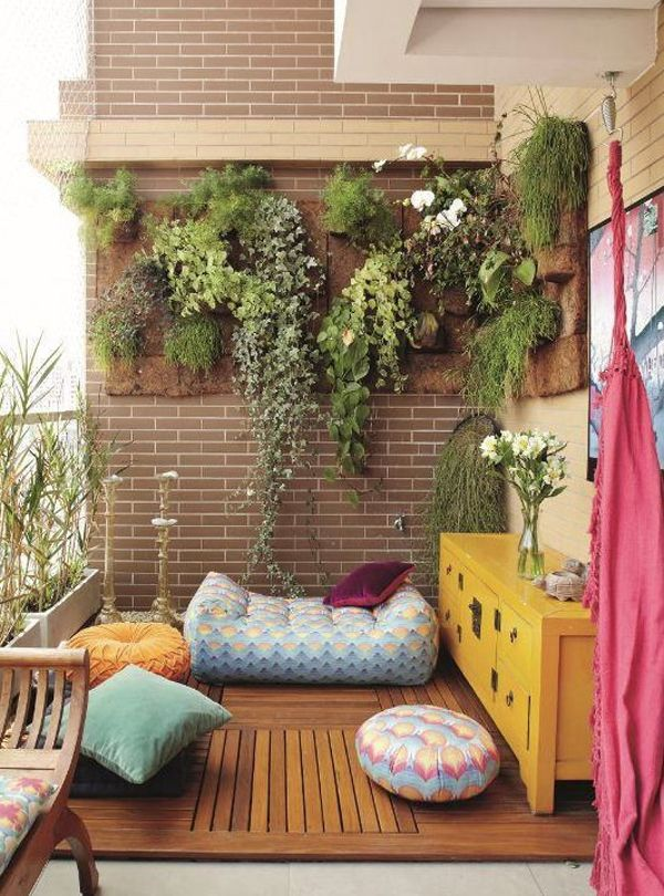 Balkónovanie - na zemi, no pohodlne