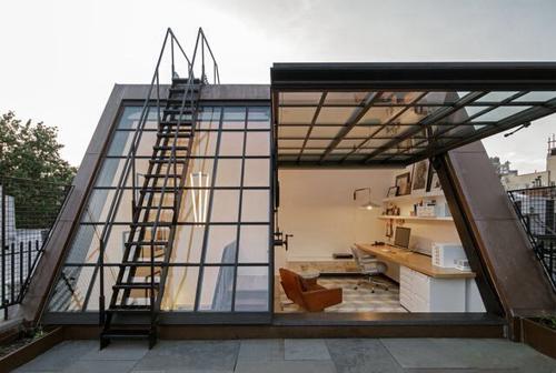 Balkónovanie - zo strechy na terasu