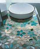 Čo poviete na túto kvetinovú mozaiku? Vkusné alebo je to pre vás už príliš?