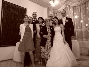 s Marcelkovou rodinou, neviem kde vacsina z nas pozerala :)