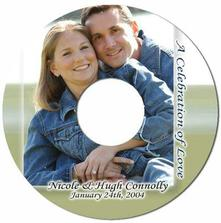 CD s obľúbenými skladbami ako menovka