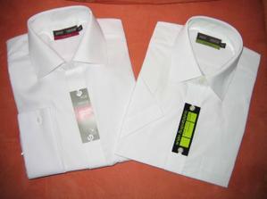 ženichovi košile