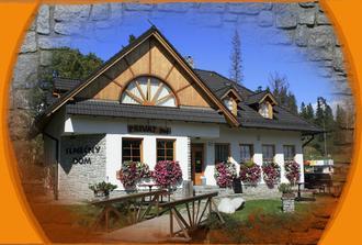 Slnečný dom - svatební cesta (I. etapa)