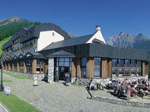 Hotel Hrebienok - svatební cesta (II. etapa)