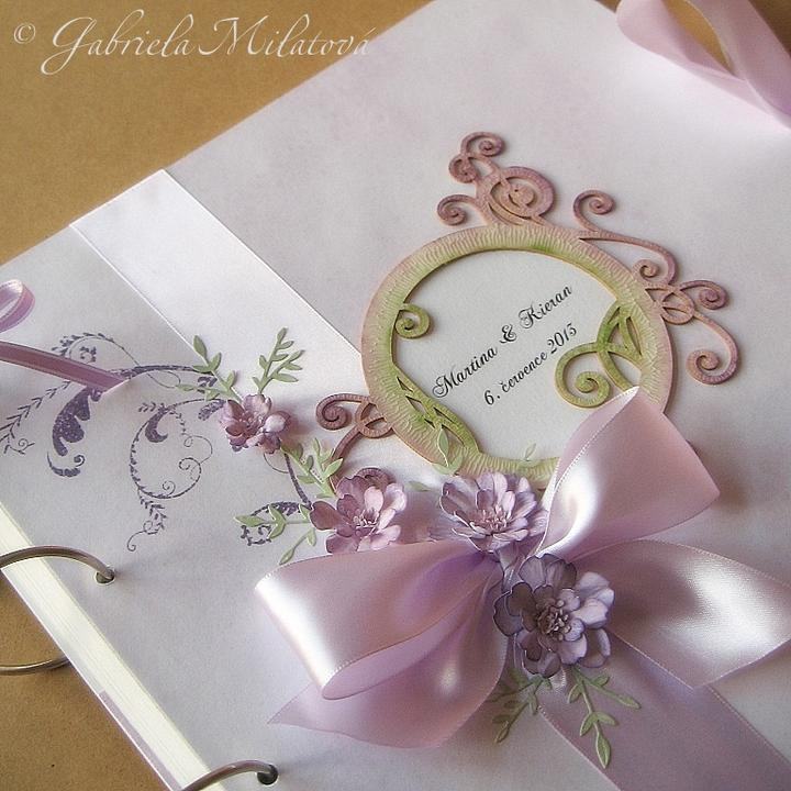 Svatba V Barve Lilac Scorbiosa Lila Lumingreen Album Maxi Vice