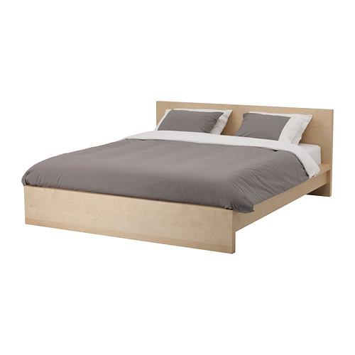 Ložnice - postel MALM 180x200