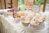 Candy bar, Cukríkový stôl, Dózy - prenájom,