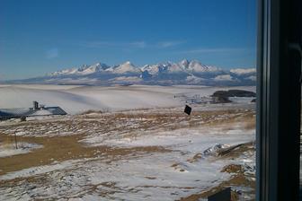 pohlad na skaly - severozapad