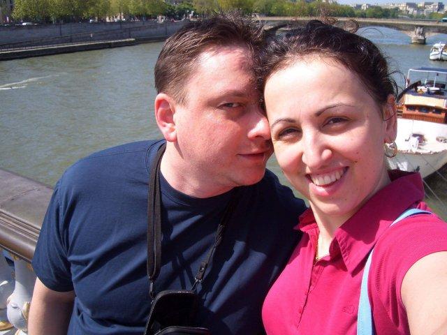 Muchlici: Ada a Peto 27.Jun 2009 - Romantika v Parizi.