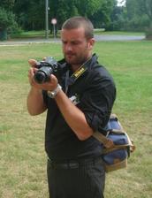 náš čupr fotograf Honza