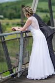 Krajkove svadobne saty, 38