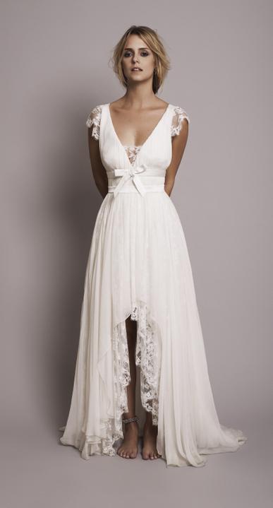 Inšpirácia   krátke svadobné šaty -  64f6b65b1c2