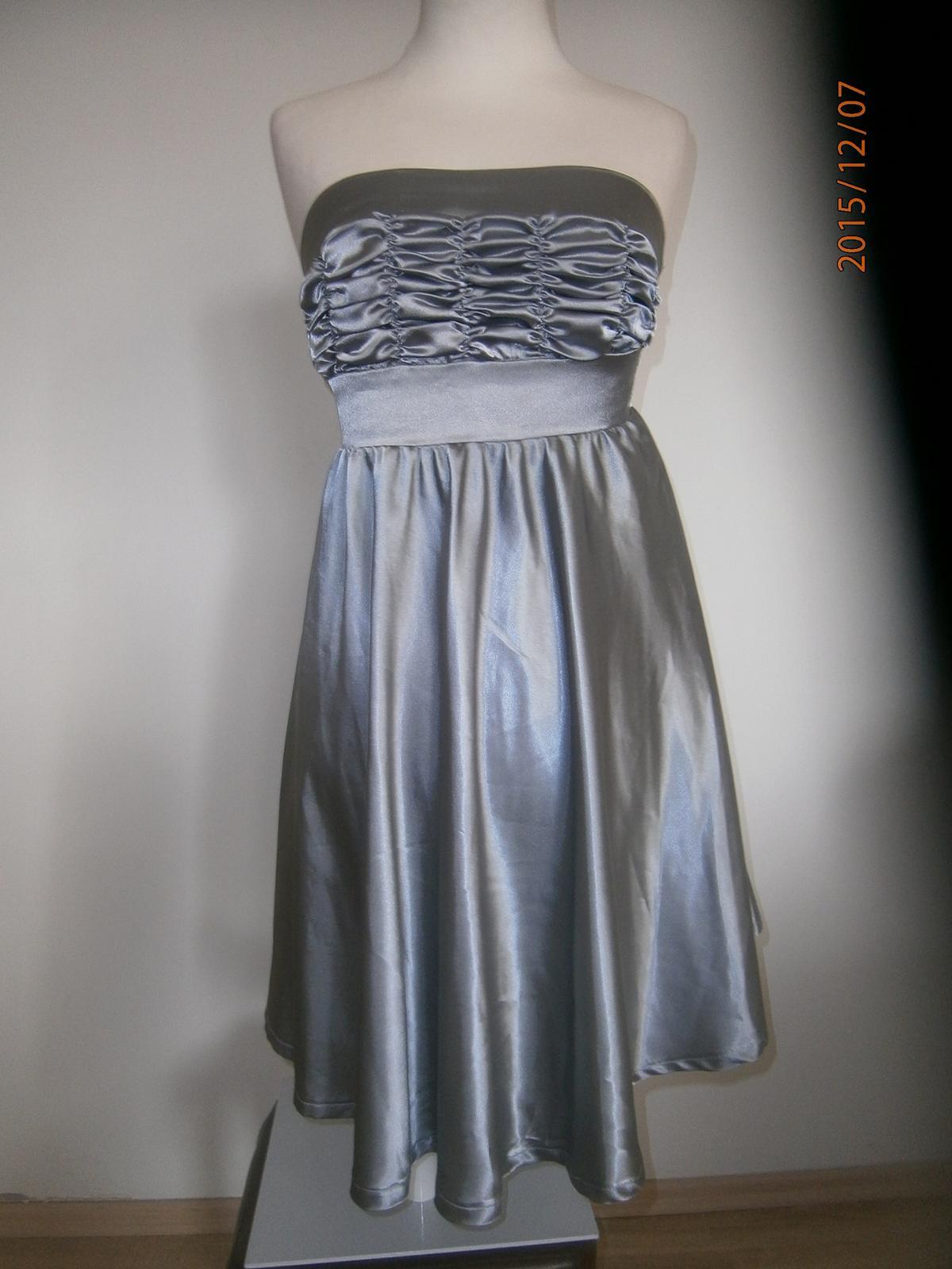 Jednoduché šaty vel.38 - Obrázek č. 3