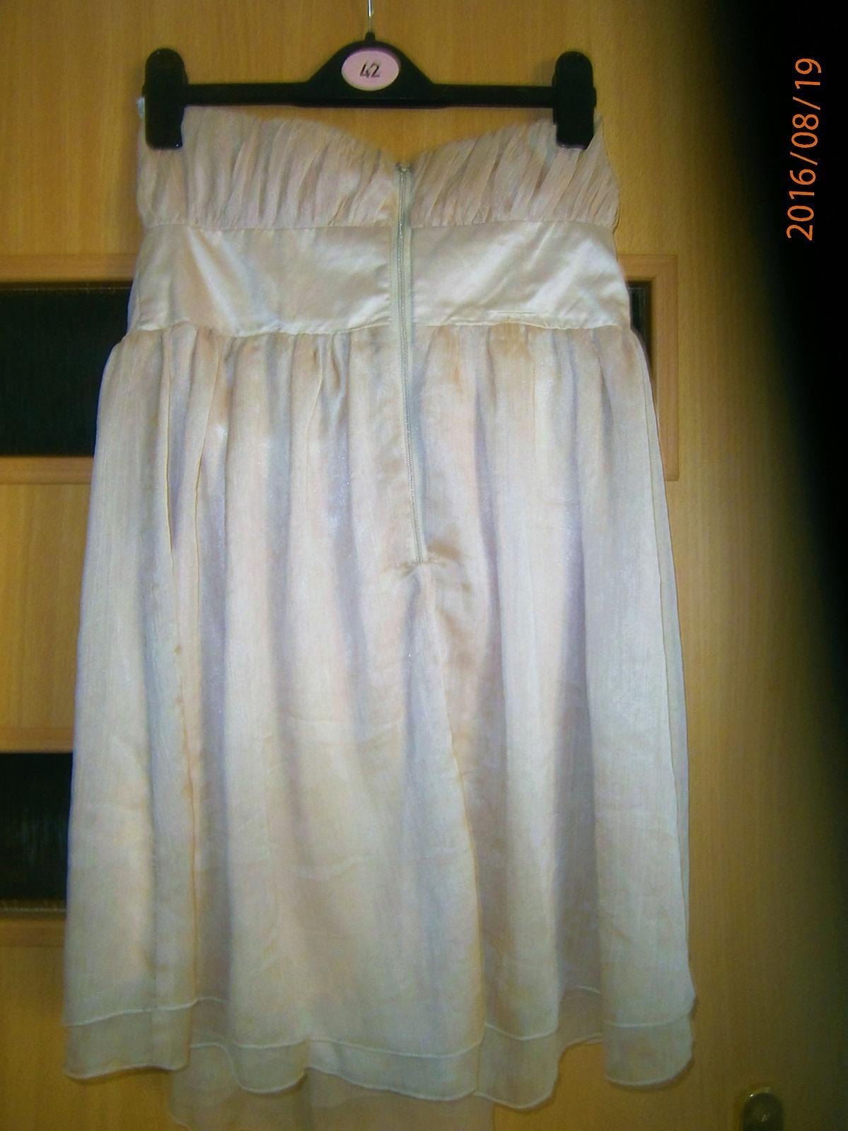 krátké šaty vel.40 - Obrázek č. 3
