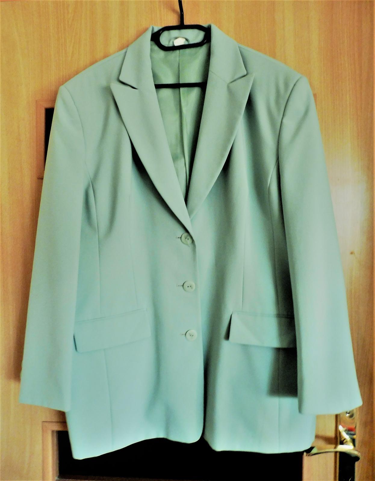 dámský kalhotový kostým - Obrázek č. 1