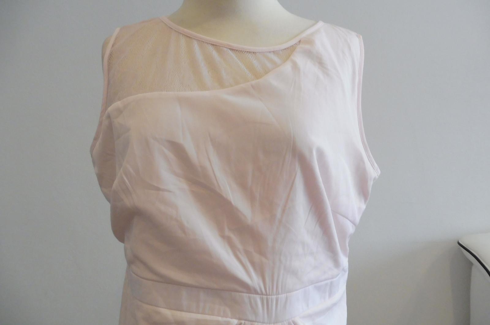 růžové šaty BPX vel.44 - Obrázek č. 2