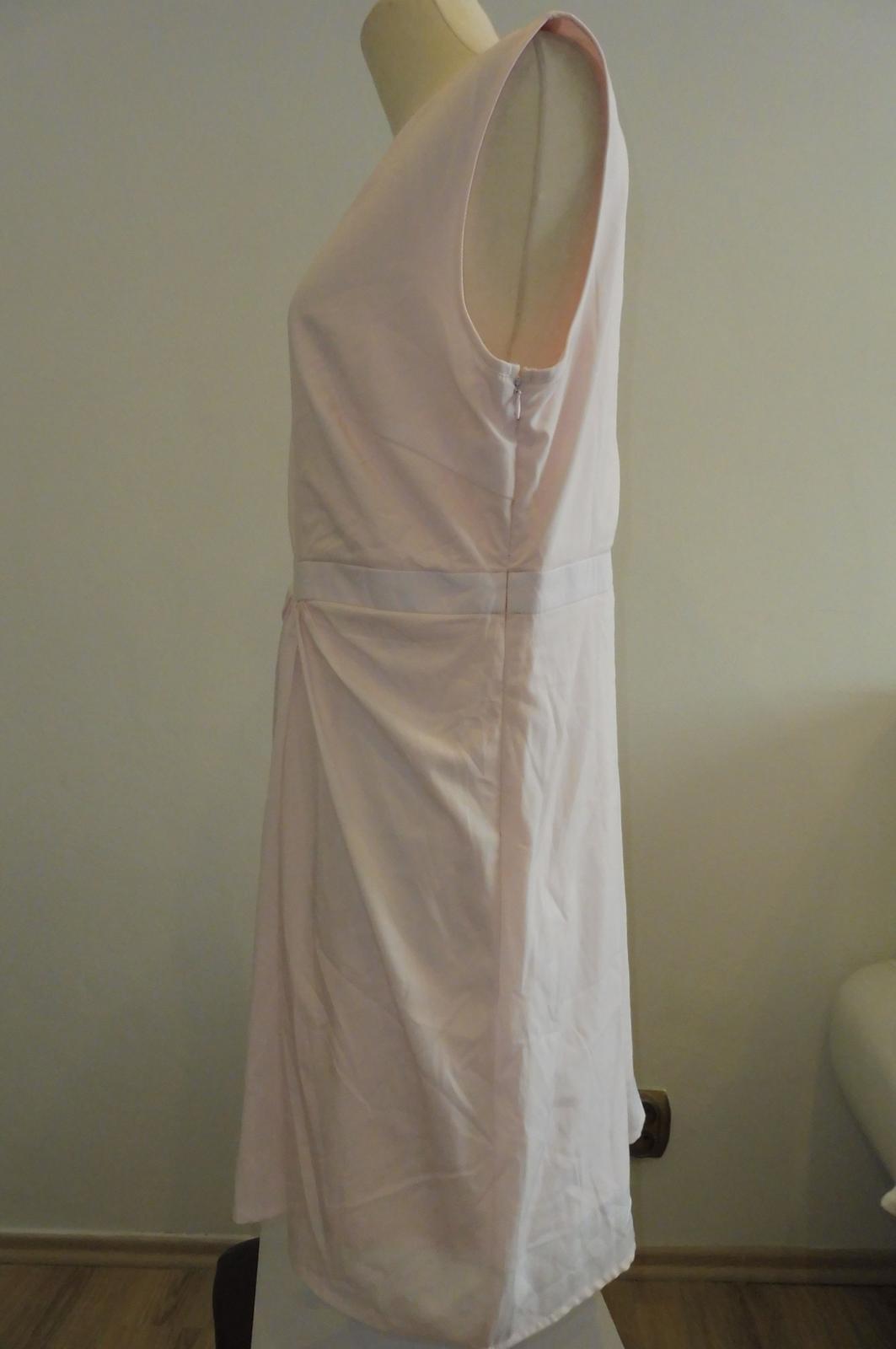 růžové šaty BPX vel.44 - Obrázek č. 3