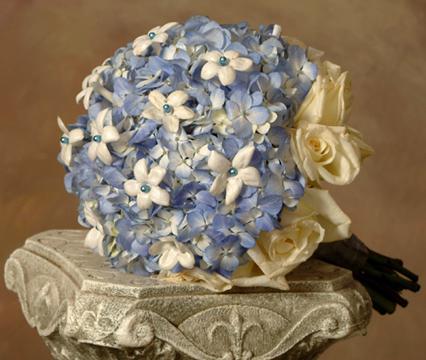Kytice s modrými kvetmi - Pre Katy80 - Obrázok č. 16