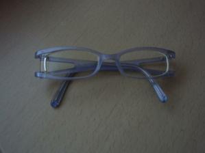 ...moje nové svatební brýle...