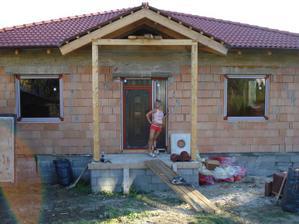 ja a domček ešte bez fasady