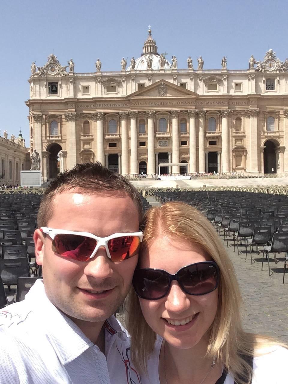 Zásnuby v Římě - Obrázek č. 1