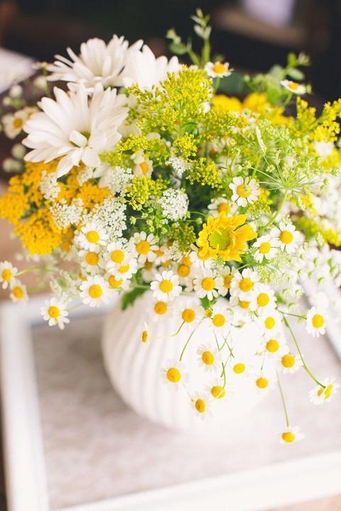 Už se nám to rýsuje :-) - Květiny vyřešeny :-)