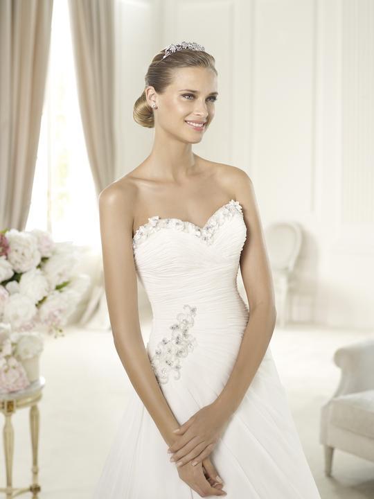 9544e02f0a1f Výpredaj svadobných šiat Pronovias ! - Pronovias UMERO 2013