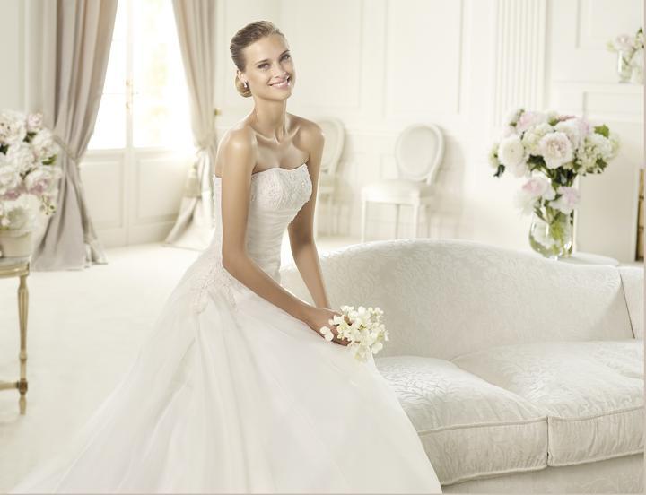 813dda594905 Výpredaj svadobných šiat Pronovias ! - Pronovias USIRIA 2013 ...