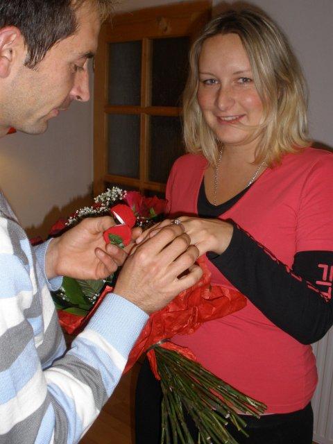 Peťka a Ľubko... - v deň mojich narodenín
