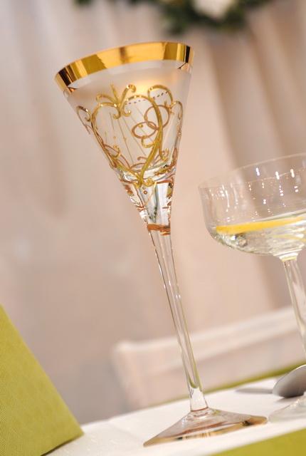 26.04.08 Sylvia a Peter - naše svadobné poháre