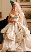 Svatební šaty ušité na míru - film Sex ve městě, 38