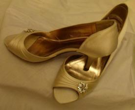 botička k mejm šatí :-)