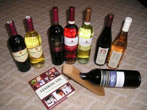 dobré vínečko máme rádi ....