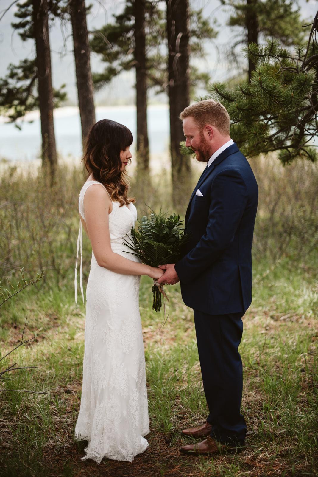 Kanadská svatba, Canmore - Obrázek č. 6