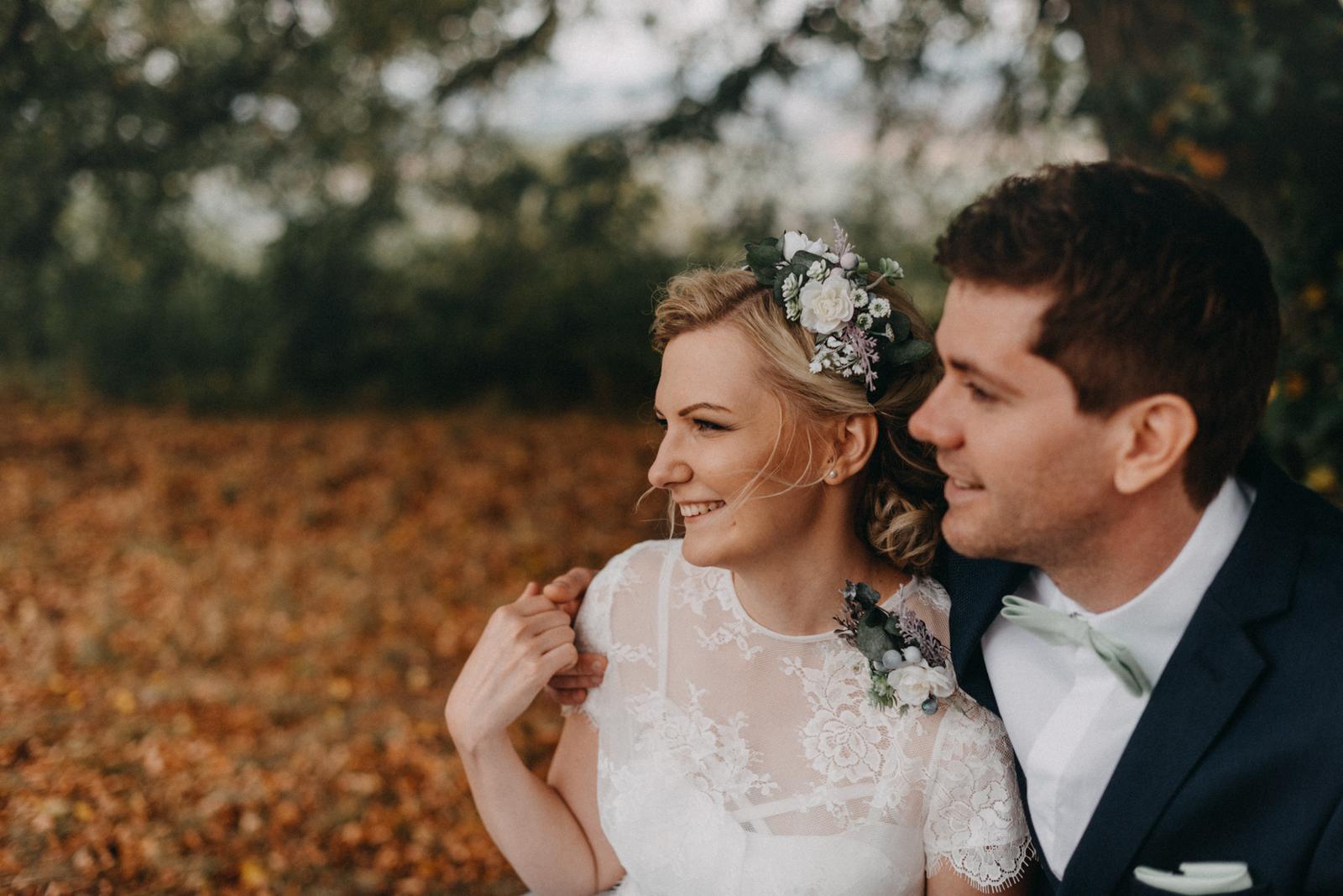 Malé svatby jsou skvělé,... - Obrázek č. 1