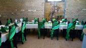 Stuhy na svadobný stôl a stoličky,