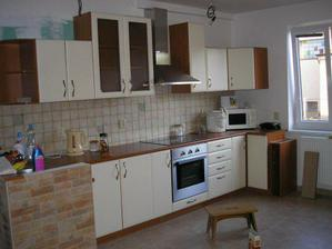 nová kuchyň :)
