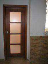 dveře do ložnice
