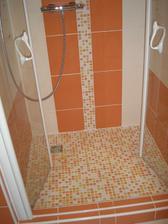 Tak a to je konečná podoba sprchového koutu, nejoblíbenější místo všech členů domácnosti:-))))