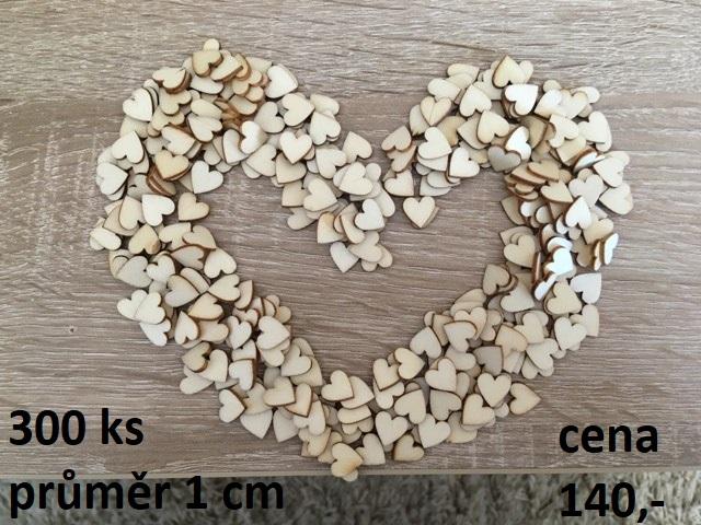 MINI srdíčka - Obrázek č. 1
