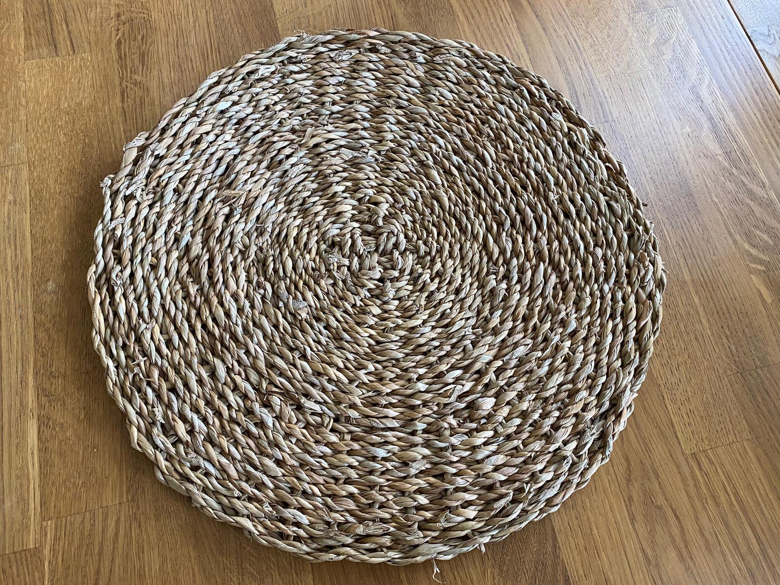 64x Prostírání TORO mořská tráva 38cm - Obrázek č. 1