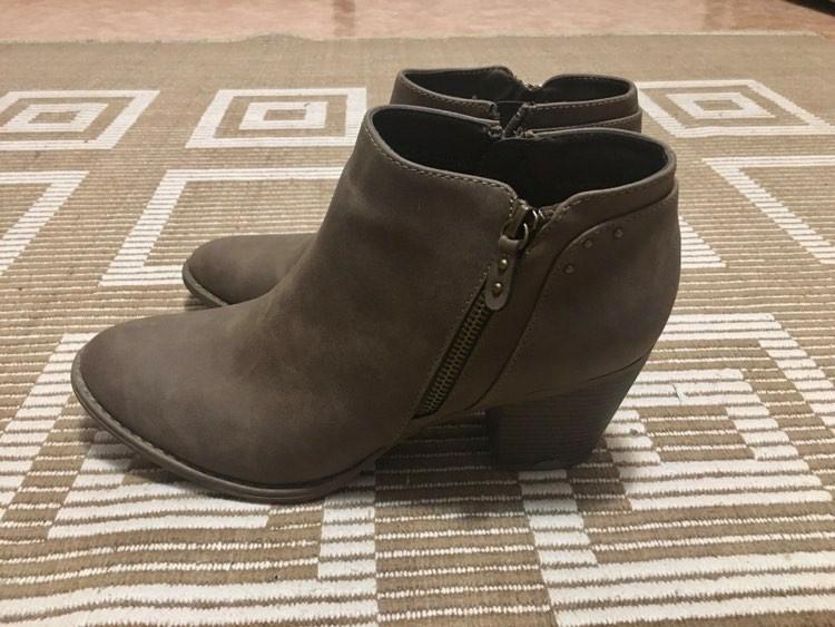 Kožené boty značky Graceland, vel. 42 - Obrázek č. 1
