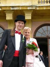 Ženich s mojí nejúžasnější maminkou