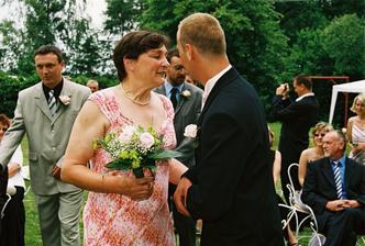 maminka manžela
