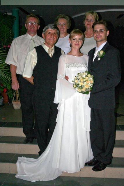 Bejka Poliaková{{_AND_}}Radko Zemančík - rodičia