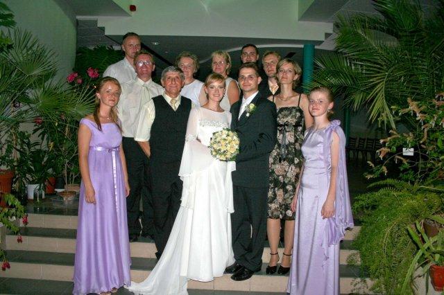 Bejka Poliaková{{_AND_}}Radko Zemančík - rodičia a súrodenci