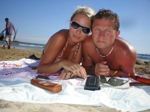 Naše svatební cesta :-) ve Španělsku