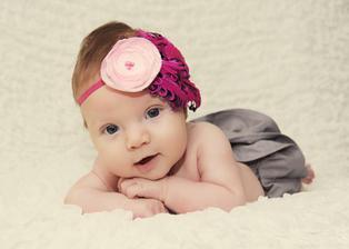 Naše malá modelka :-)