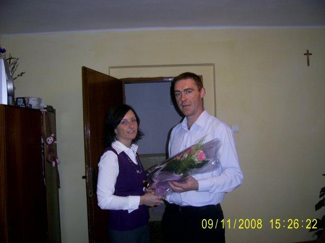 Zásnuby 9.november 2008 - Obrázok č. 1